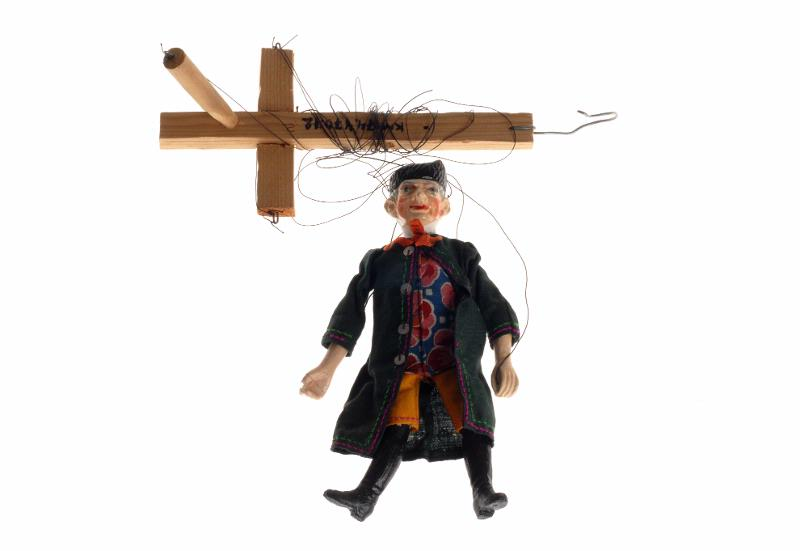 marionettdockor
