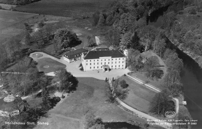 rönneholms slott